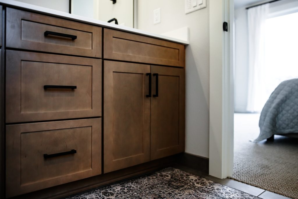 American-made cabinetry brands at Parr Cabinet Design Center