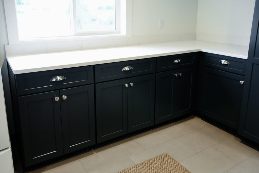 custom and semi custom cabinetry and countertops Parr Cabinet Design Center