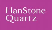 HanStone quartz countertops logo